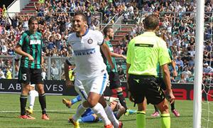 Сассуоло 0-7 Интер