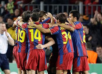 Барселона 4-1 Реал Сосьедад