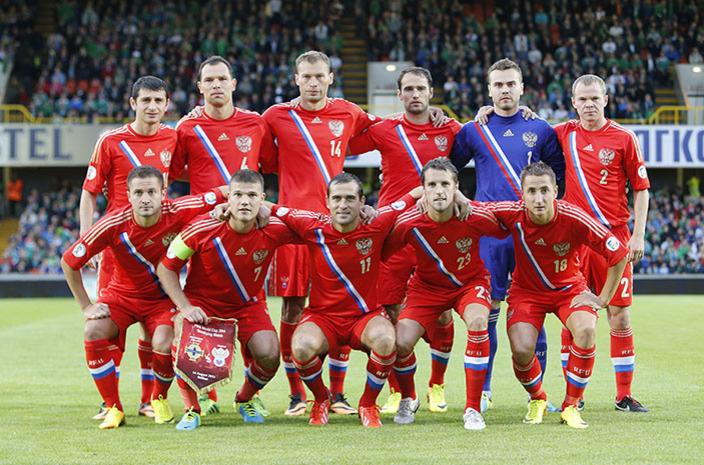 Россия - Люксембург